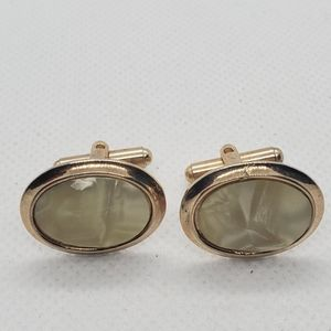 Other - Mother of Pearl Cuff Links